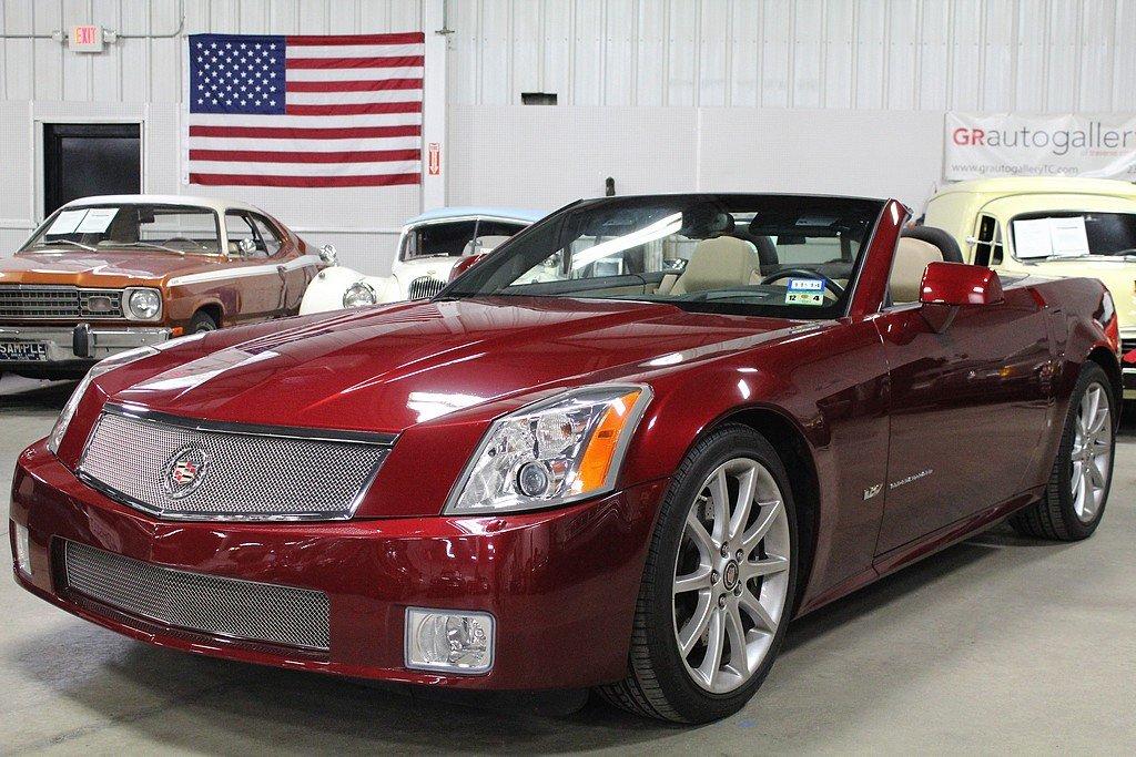 2007 cadillac xlrv roadster