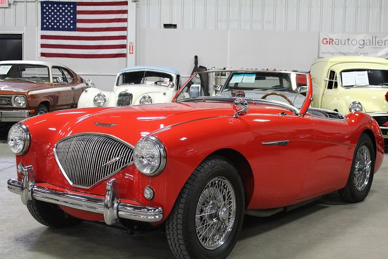 1955 austin healey 100 4