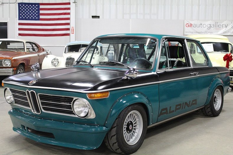 1967 BMW 1600 For Sale