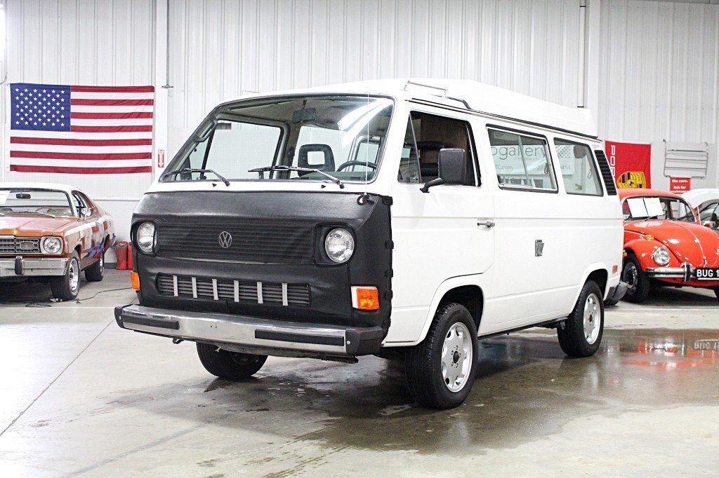1983 volkswagen van
