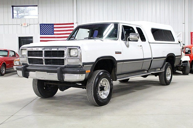 1993 dodge 250 3 4 ton