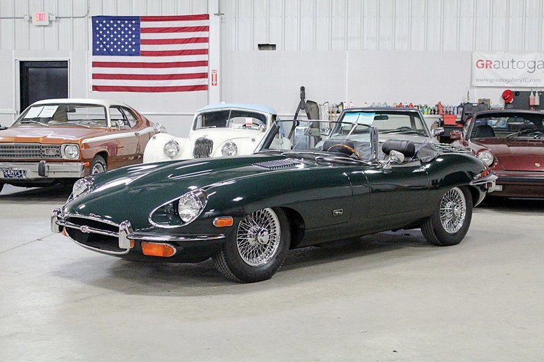 1971 jaguar xke series ii