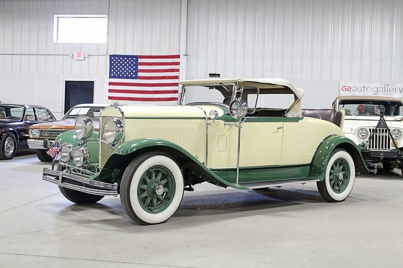 1929 chrysler model 75
