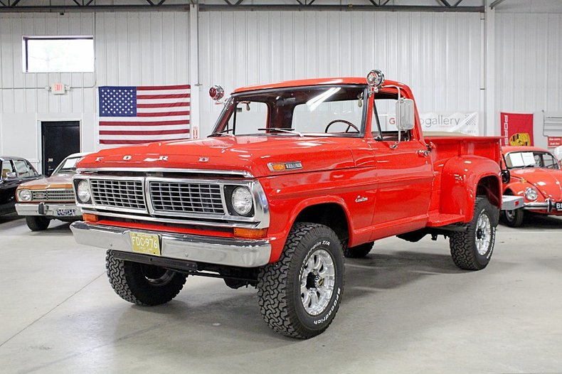 1970 Ford F250 For Sale