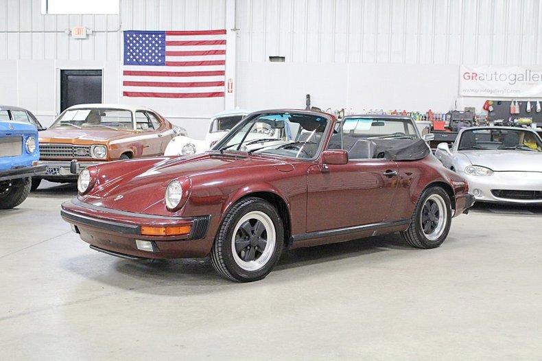 1984 Porsche 911 For Sale