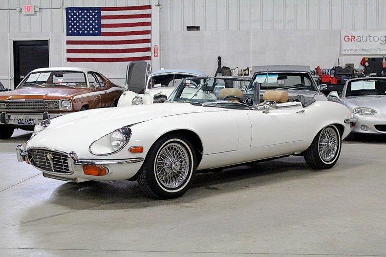 1974 jaguar xke series iii