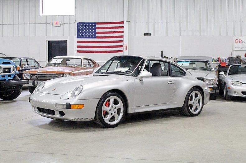 1997 porsche 911 type 993 carrera 4s