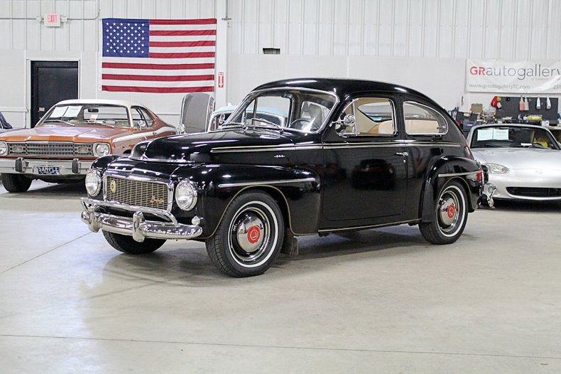 1964 Volvo 544 Sport For Sale