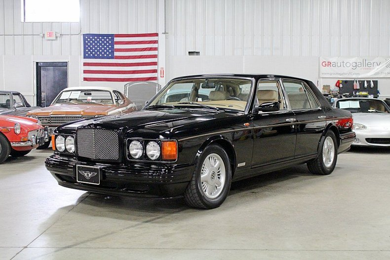 1998 Bentley Brooklands For Sale