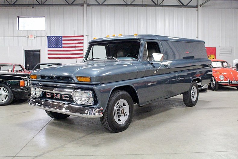 1966 GMC Suburban For Sale
