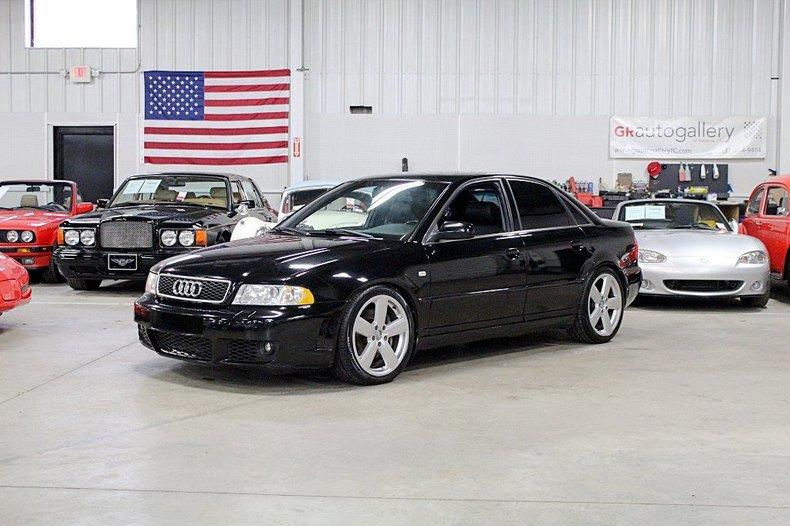 2001 Audi S4 Quattro For Sale