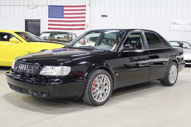 1995 audi s6 turbo