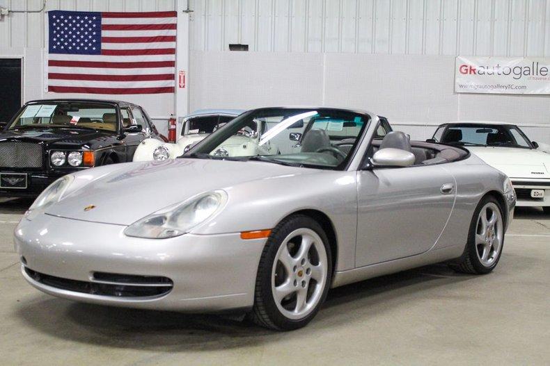 2000 Porsche 911 For Sale