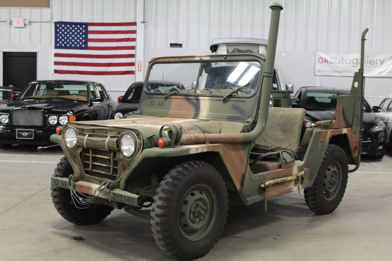 1968 ford m151a1 tow