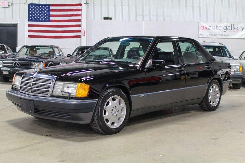 1993 mercedes benz 190e