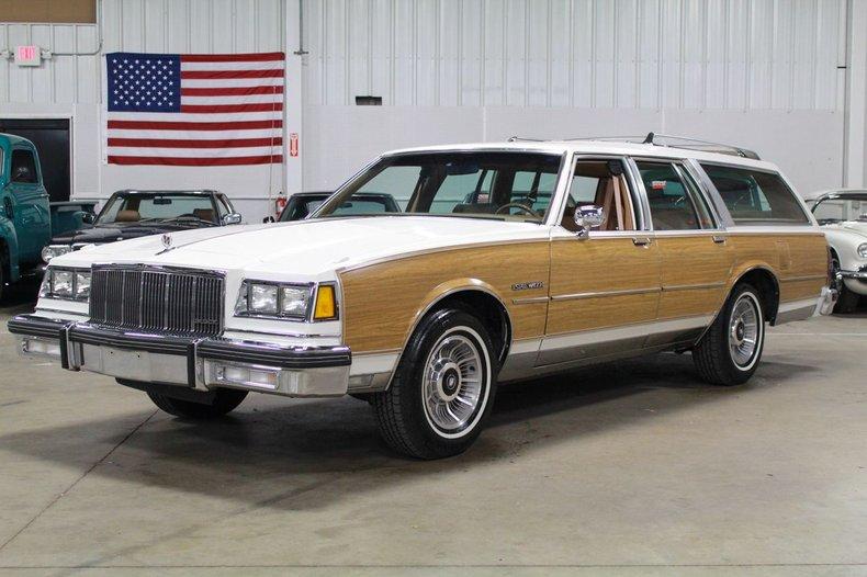1990 buick estate wagon