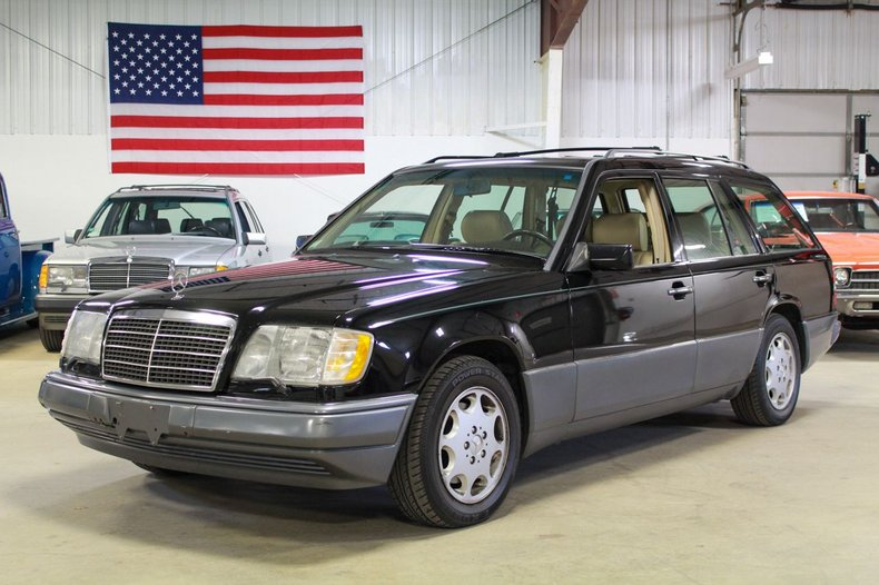 1994 mercedes benz e320 wagon