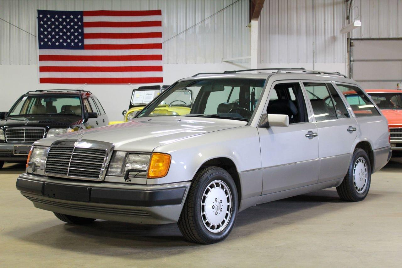 1990 mercedes benz 300 te wagon 4 matic