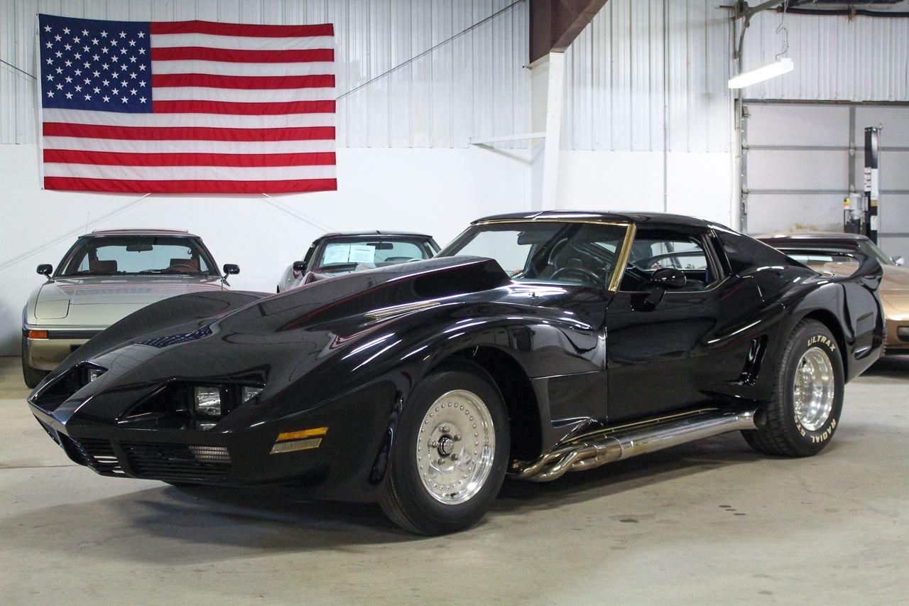 1976 chevrolet corvette eckler can am widebody