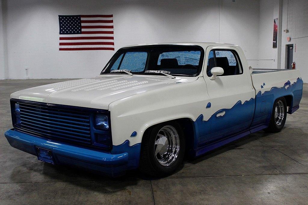1985 gmc c 1500