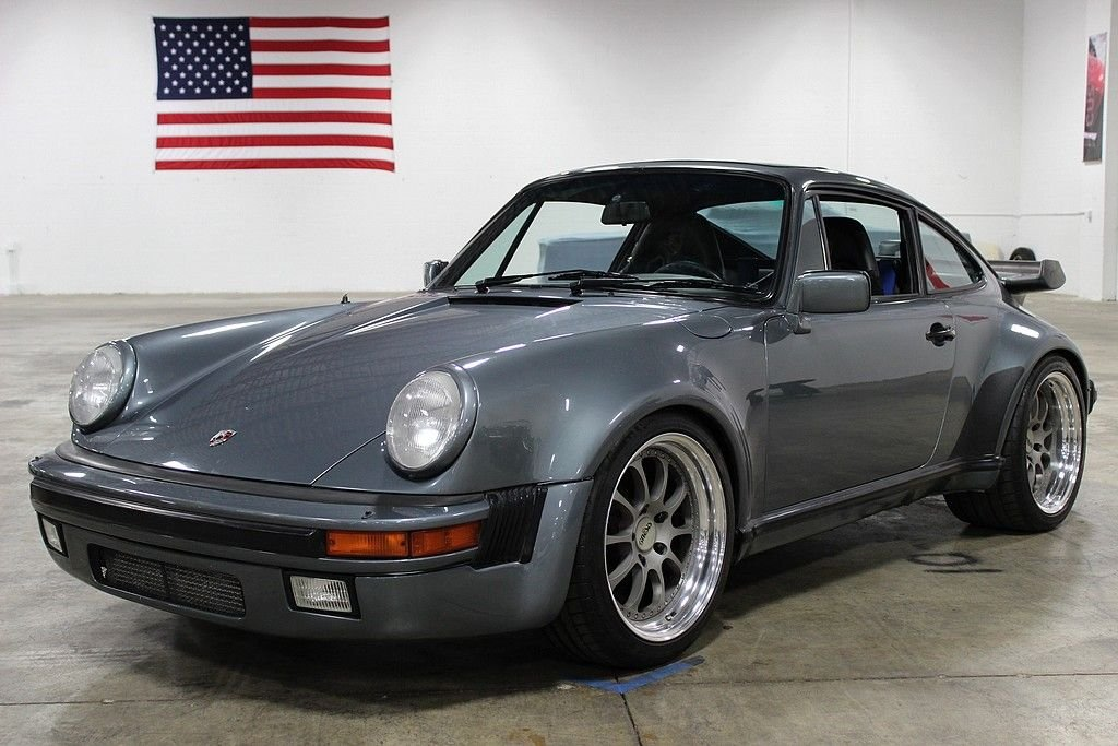 1984 porsche 911 930 carrera m491