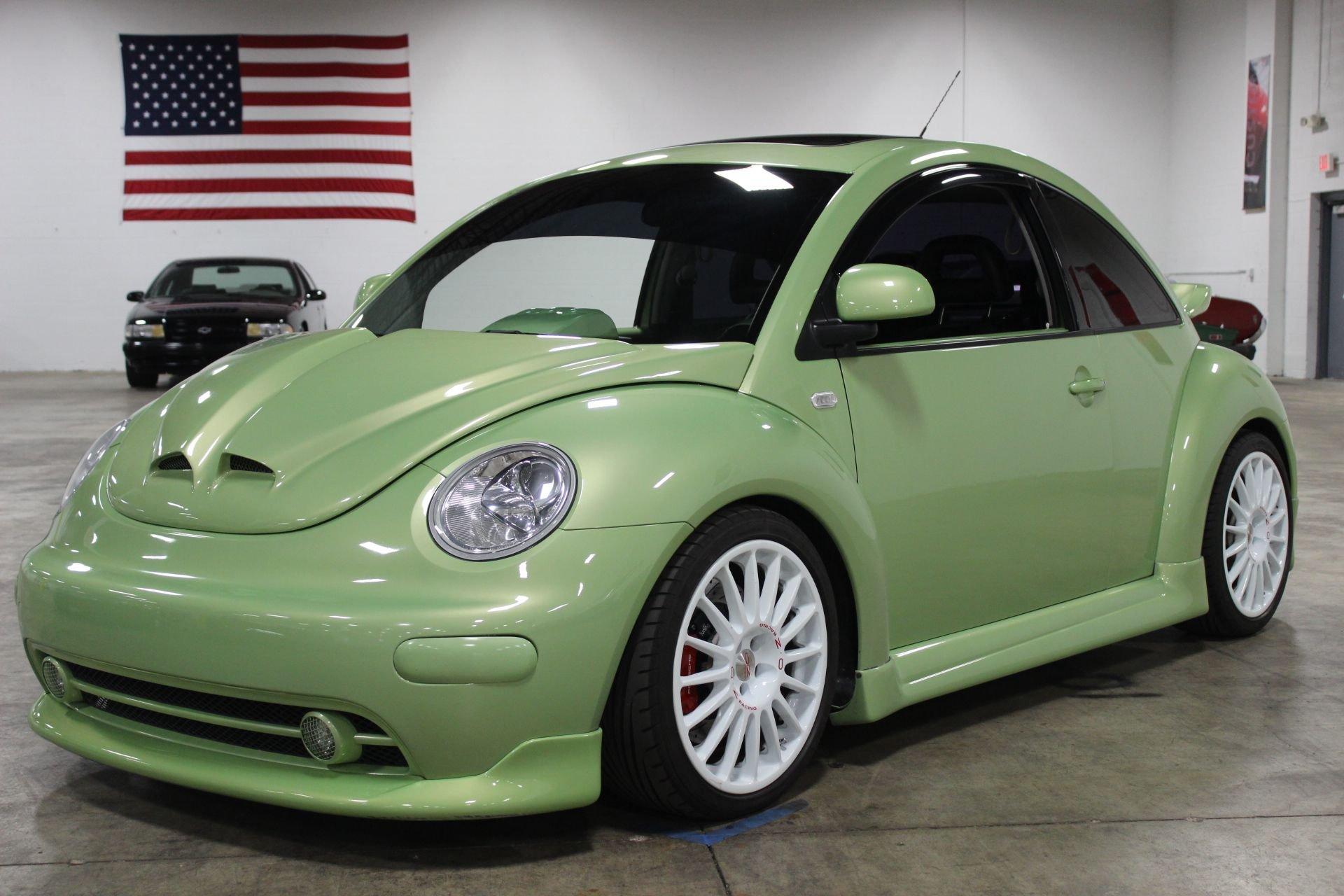 1999 volkswagen beetle 1 8t gls