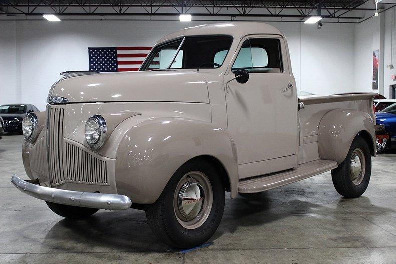 1947 studebaker m5 series