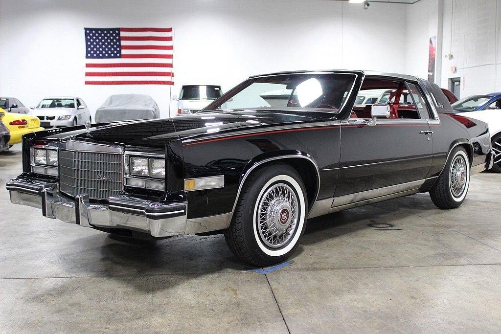 1985 cadillac eldorado gr auto gallery 1985 cadillac eldorado gr auto gallery
