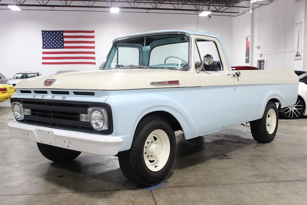 1962 ford f250