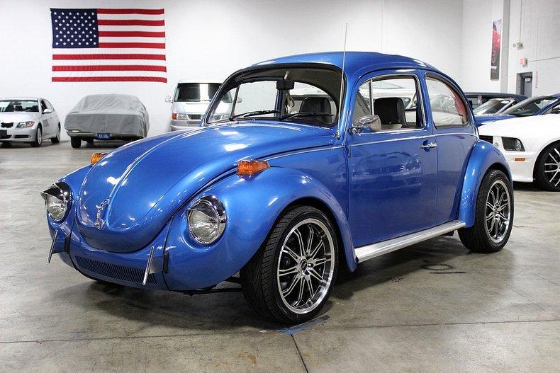 1971 volkswagen beetle super beetle