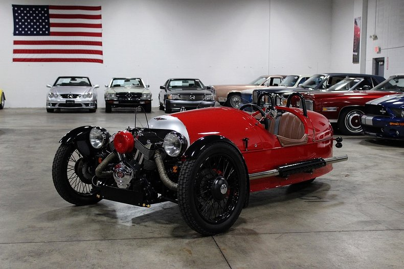 2013 morgan roadster