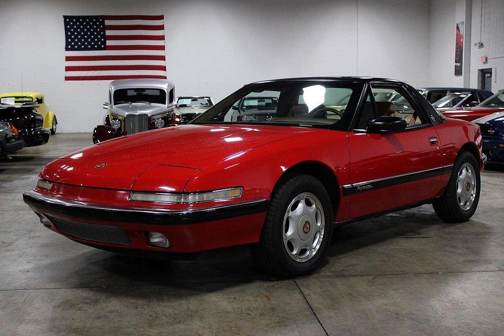 1991 buick reatta