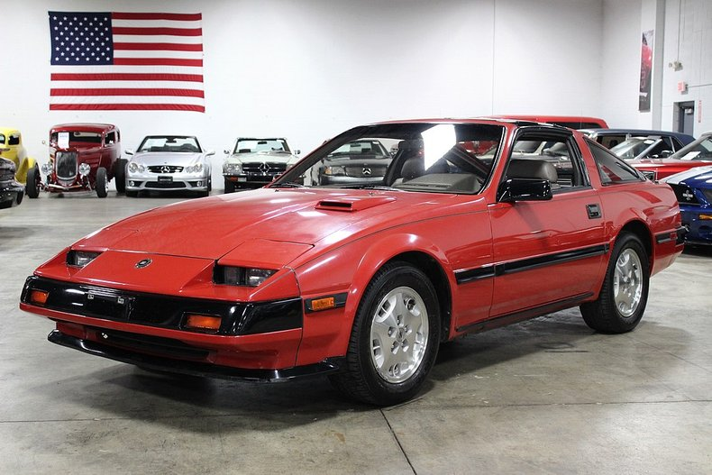 1985 nissan 300zx turbo
