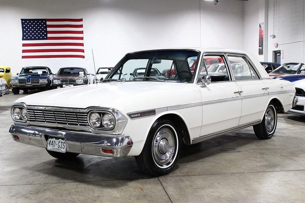 1964 amc rambler classic 770