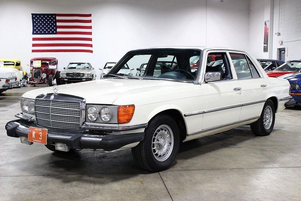 1978 mercedes benz 300sd