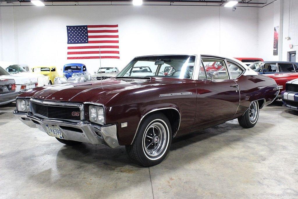 1968 buick gs 350 california