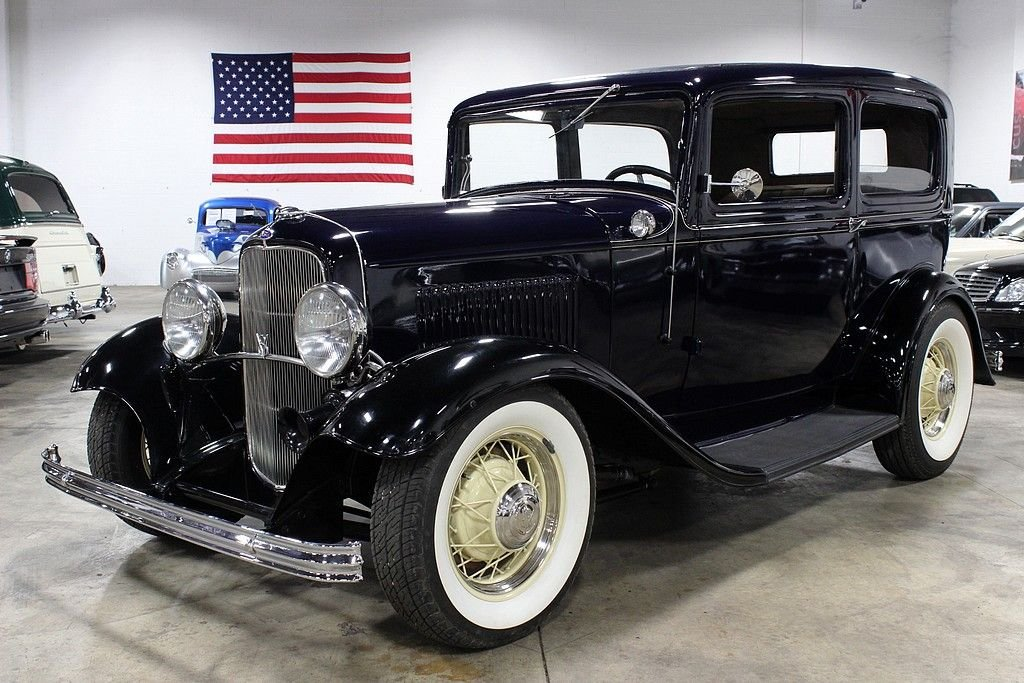 1932 ford deluxe