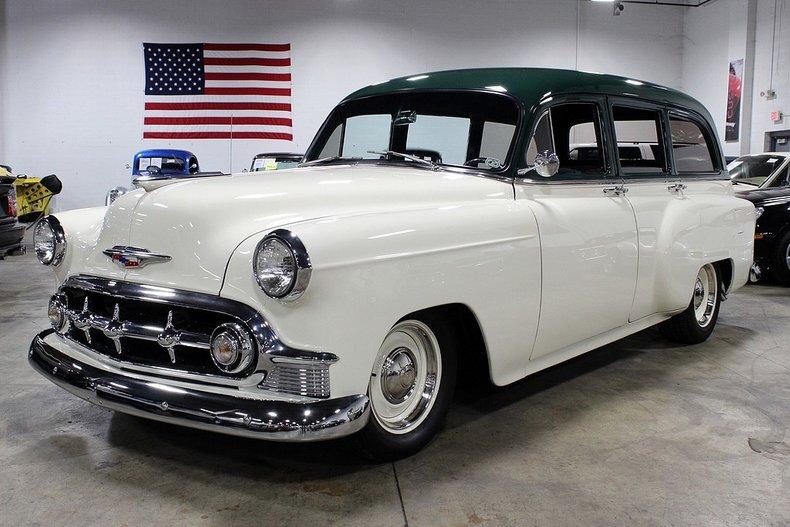 1953 Chevrolet Handyman Wagon Gr Auto Gallery