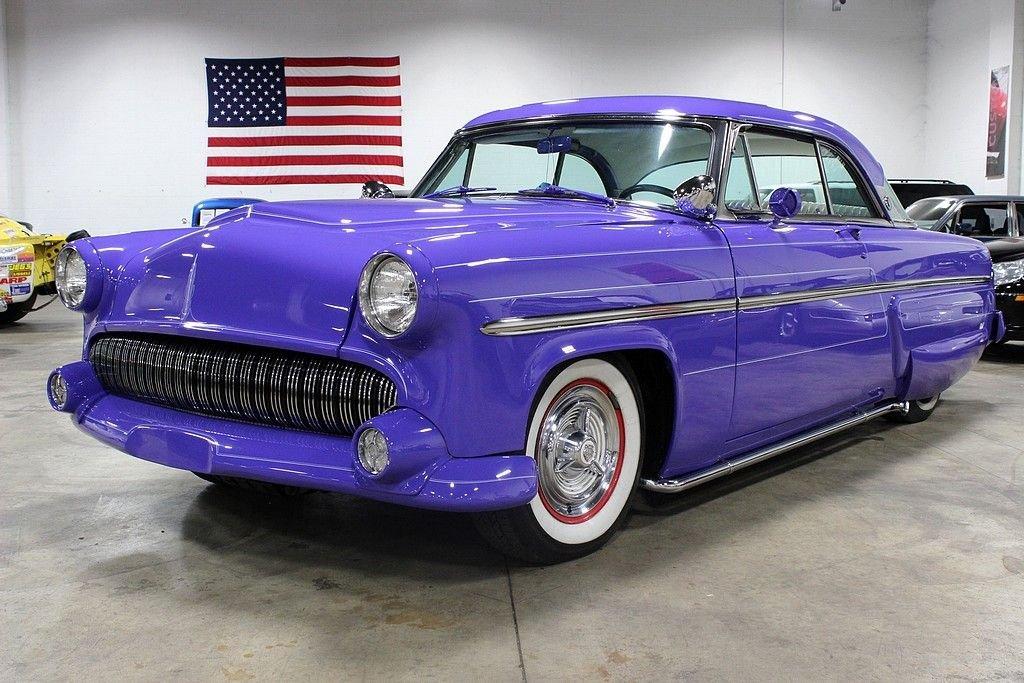 1954 mercury sedan