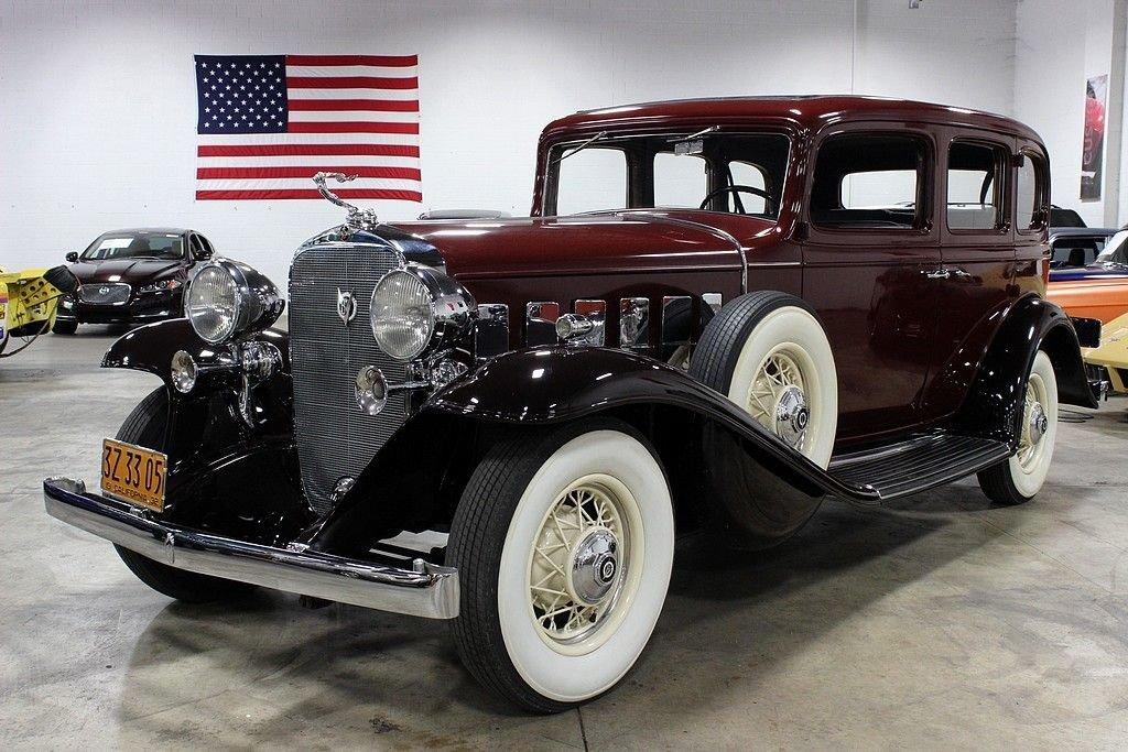 1932 cadillac 355 b