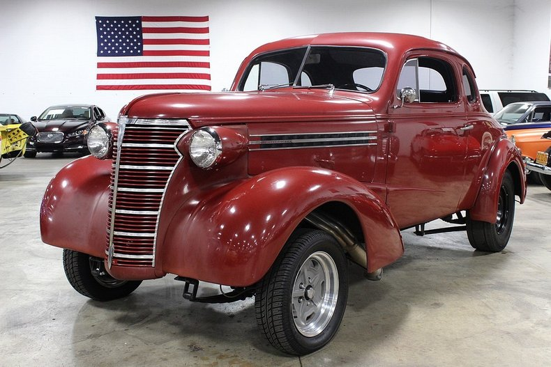 1938 Chevrolet Master Deluxe | GR Auto Gallery