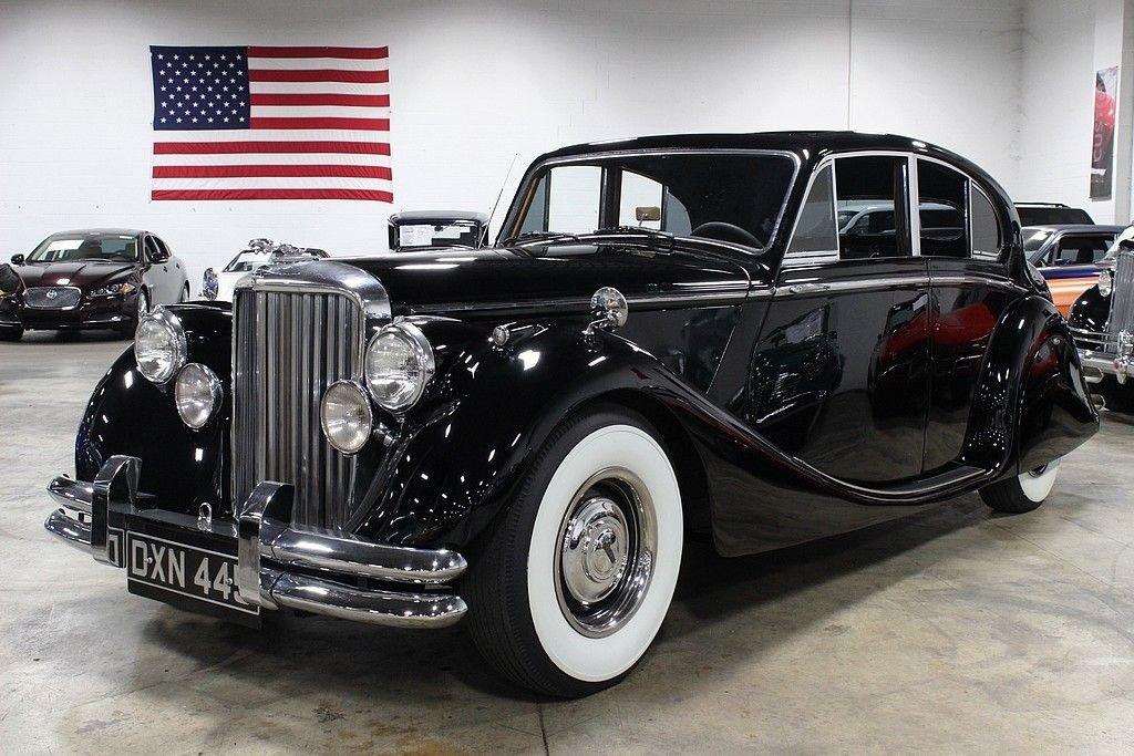 1949 jaguar mark v