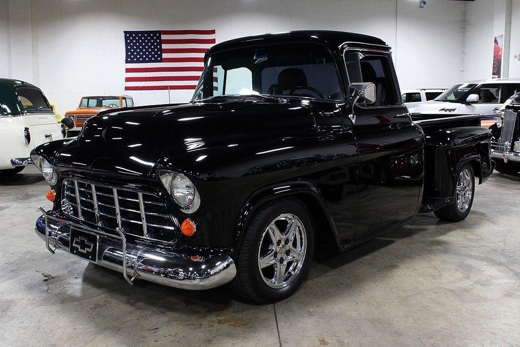 1956 chevrolet 1 2 ton pickup