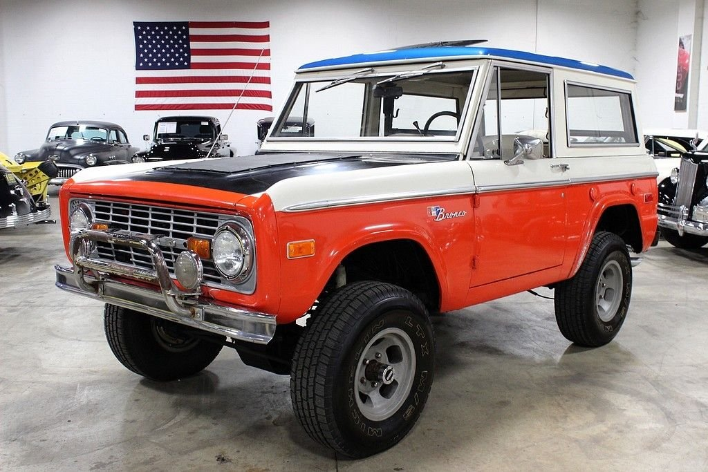 1975 ford bronco baha by stroppe