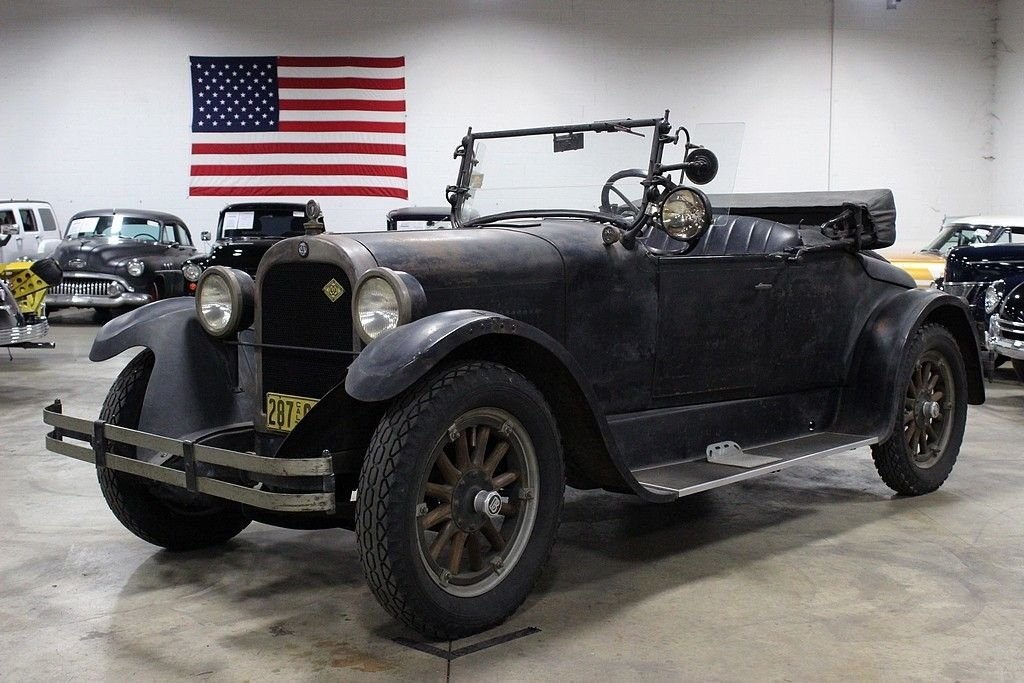 1925 dodge brothers roadster