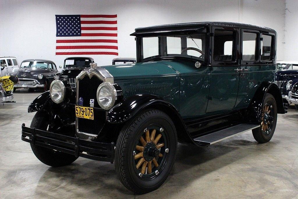1927 buick sedan master six