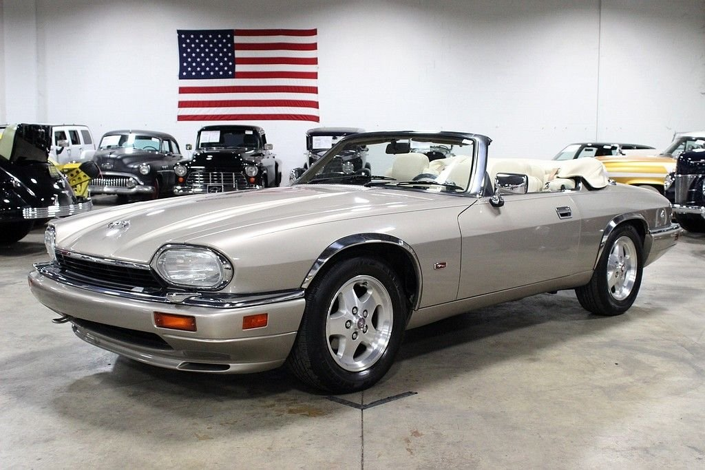 1995 jaguar xjs 2 2