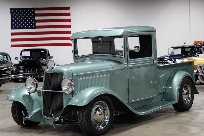 1934 Ford Pickup | GR Auto Gallery