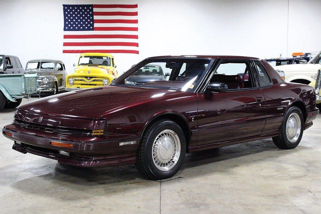 1991 oldsmobile toronado trofeo
