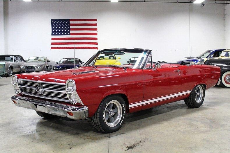 1966 Ford Fairlane | GR Auto Gallery